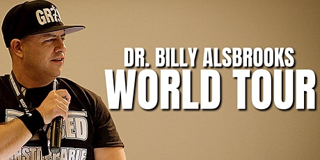 (HOUSTON) BLESSED AND UNSTOPPABLE: Billy Alsbrooks Motivational Seminar tickets
