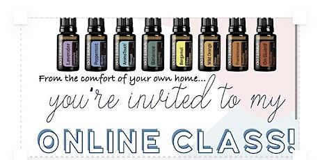 Essential oils for beginners- Becoming a healthier YOU tickets
