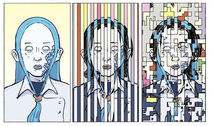 [PRESSPLAY] Portfolio Review: Comics and Graphic Narratives image