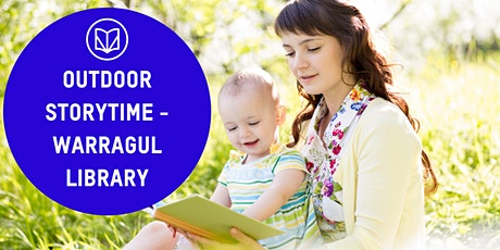 Outside Storytime at Warragul Library tickets