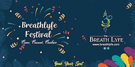BreathLyfe  Festival :Virtual Multistyle Yoga Festival tickets