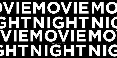 Movie Night tickets