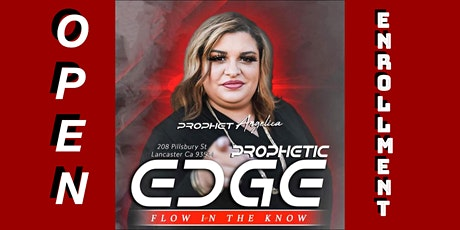 PROPHETIC EDGE - FLOW IN THE KNOW tickets