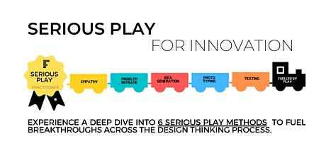 Serious Play for Innovation (Virtual Edition) tickets