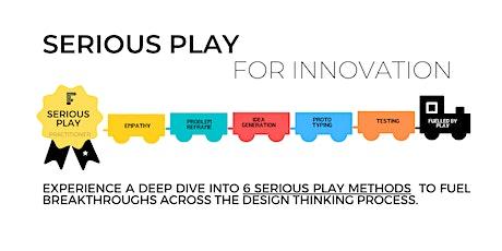 Serious Play for Innovation (Virtual Edition) biglietti