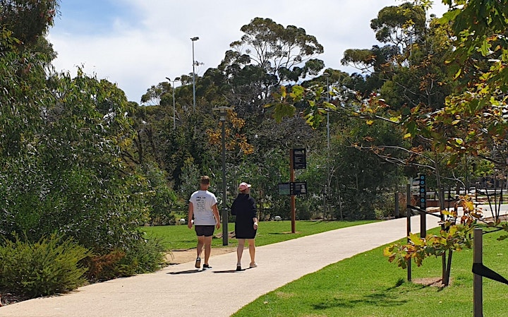 Guided Walk through South Park Lands off Glen Osmond Road image