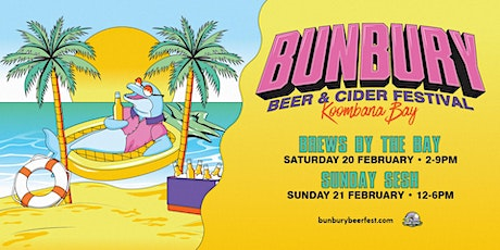 Bunbury Beer & Cider Festival 2021 tickets