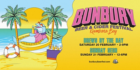 Bunbury Beer & Cider Festival 2021 tickets