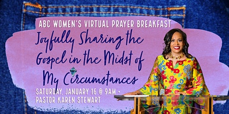 2021 ABC Women's Virtual Prayer Breakfast tickets