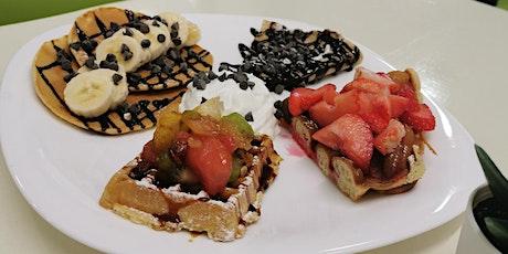 Pancakes & Waffles biglietti