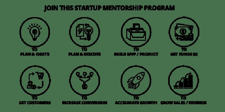 [Startups] : Mentorship Program for Startups image