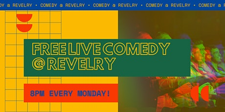 Free Live Comedy @ Revelry in Ponsonby tickets