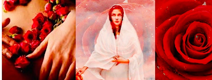 ISIS MAGDALENE RED TEMPLE IMMERSION - Online + In Person image