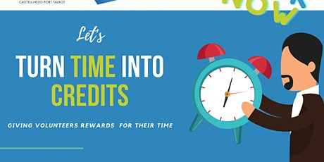 Let's Turn Time into Credits tickets