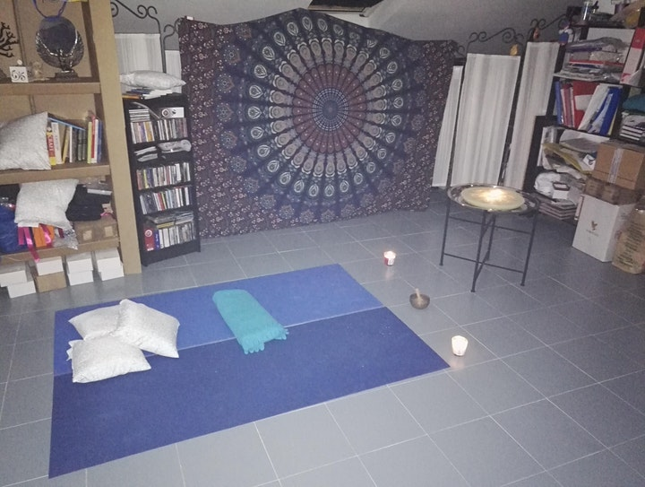 8 days ingtensive 200 hours certified yoga teacher training in Italy image