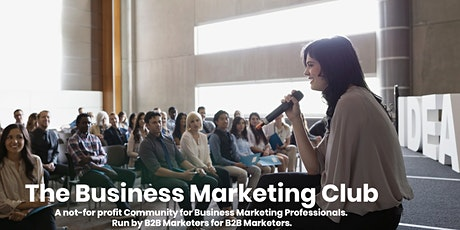 Virtual Event: The Business Marketing Big Community Hall. billets