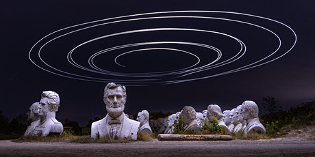 Presidents Heads Evening Photo Shoot & Light Painting Workshop tickets