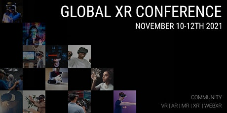 Global XR Conference 2021 tickets