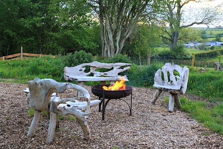 Rewild + Restore Yoga Glamping Retreat in North Wales image