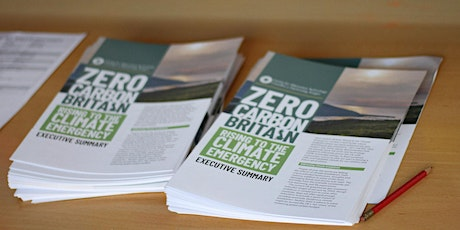 Zero Carbon Britain Mini Seminar tickets