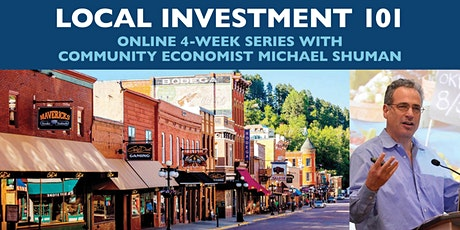 Local Investment 101 Series tickets