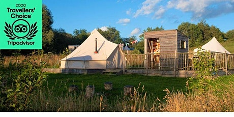 Rewild + Restore Yoga Glamping Retreat in North Wales tickets