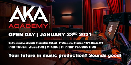 AKA Academy - Open Day 2021 tickets