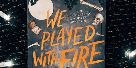 We Played With Fire: Book Launch with Catherine Barter and Fen Coles tickets