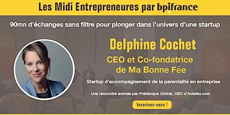 Midi Entrepreneures  #16 billets