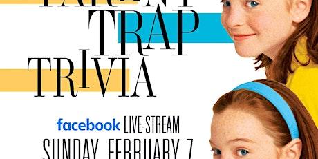 The Parent Trap (1998) Trivia Live-Stream tickets