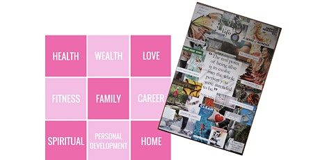 FRAMING YOUR YEAR  (2021 Virtual Vision Board Casting) tickets