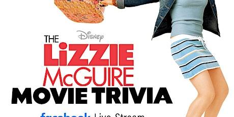 The Lizzie McGuire Movie Trivia Live-Stream tickets