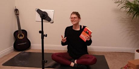 Shelf Help  [Atomic Habits] + Online Yoga Class tickets