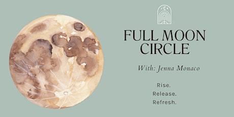 Virtual Aries Full Moon Ritual (7:30 PST) tickets