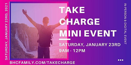 TAKE CHARGE MINI EVENT: FREEDOM tickets