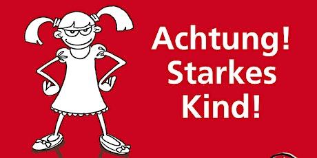Kinder sicher und stark machen in Frankfurt! Tickets