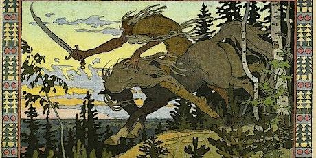 Dark Russian Folk Tales tickets