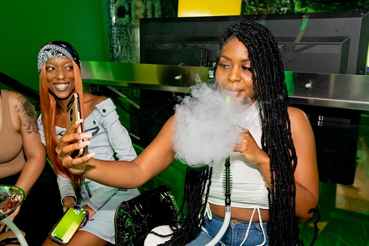Exhale Sundays | International Party @ CRU Midtown image