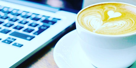 Weekly Virtual Coffee for B2B Sales and Marketer tickets