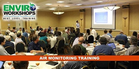 Baton Rouge Air Monitoring Workshop on March 23, 2021 tickets