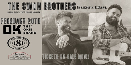 The Swon Brothers tickets