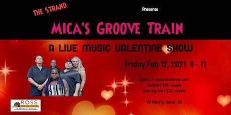 Valentine Show tickets