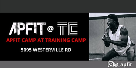 APFit Camp (Small Groups) tickets