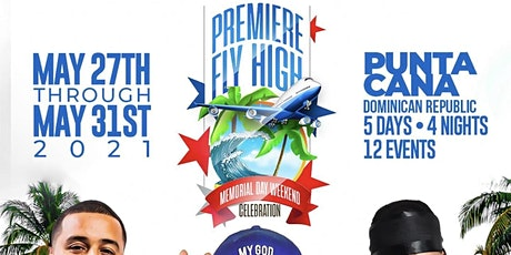 "Premiere ""Fly High"" Celebration Weekend entradas"