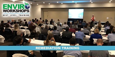 Dallas Site Characterization Workshop on March 24, 2021 tickets