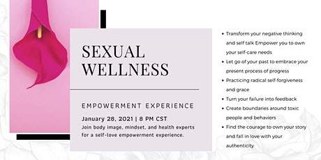 Well Spoken Lifestyle Sexual Wellness Empowerment Experience tickets