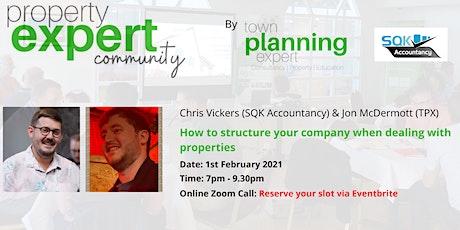 Property Expert Community LIVE - February 2021 tickets