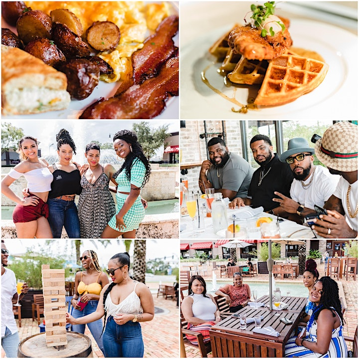 Rhythm & Brunch May 2nd (SeerSucker Closeout) image