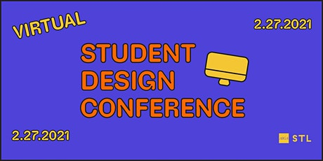 AIGA  Annual Student Conference 2021 (Virtual Event) tickets