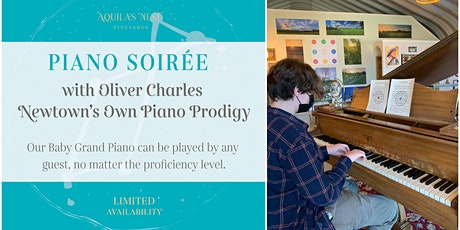 Live Music: Community Piano Soirée tickets